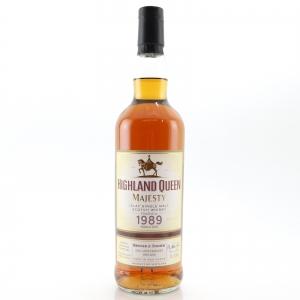 Highland Queen Majesty 1989 / Islay Single Malt