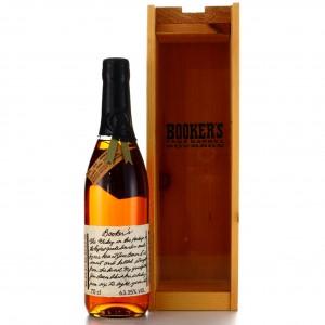 Booker's 7 Year Old Kentucky Straight Bourbon #B95-C-31
