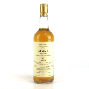 Mortlach 1971 Duthie for Corti 15 Year Old 75cl / US Import
