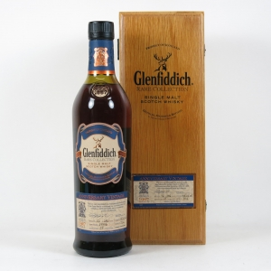 Glenfiddich 1987 Anniversary Edition 25 Year Old front
