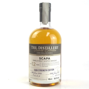 Scapa 2003 Reserve Collection 12 Year Old