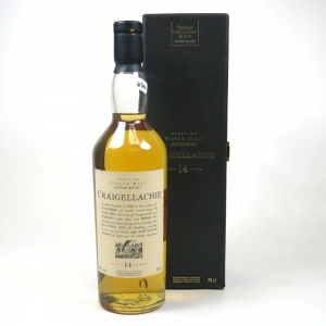 Craigellachie 14 Year Old Flora and Fauna / Black Box