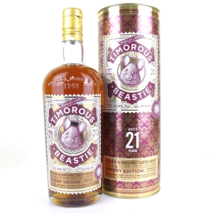Timorous Beastie 21 Year Sherry Edition