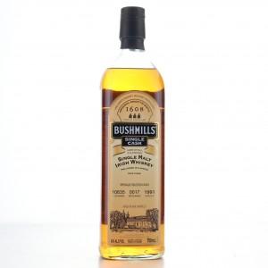 Bushmills 1991 Single Cask #10635 75cl / Park Avenue Liquor Shop