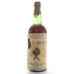 Fundador Pedro Domecq Brandy