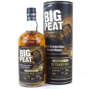 Big Peat 1992 Gold Edition 25 Year Old