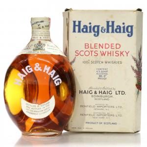 Haig and Haig 1950s / US Import