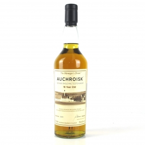 Auchroisk 16 Year Old Manager's Dram 2015