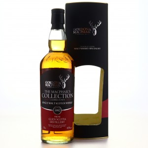 Glen Scotia 1992 Gordon and MacPhail