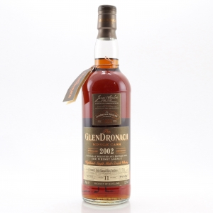 Glendronach 2002 Single Cask 11 Year Old #712 / The Whisky Agency