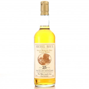 Macallan 1971 Michel Roux Selection 25 Year Old / The Waterside Inn