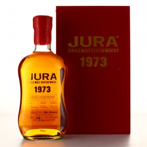 Jura 1973 Single Cask 45 Year Old #1 / Wealth Solutions Red Edition