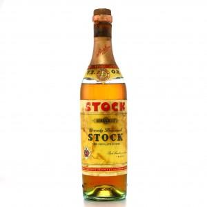 Stock VSOP Medicinal Brandy 1960s