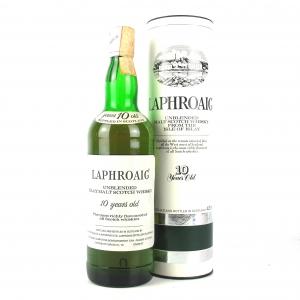 Laphroaig 10 Year Old 1980s / Bonfanti Import