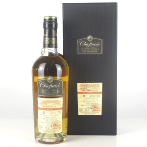 Craigellachie 1991 Chieftain's 21 Year Old