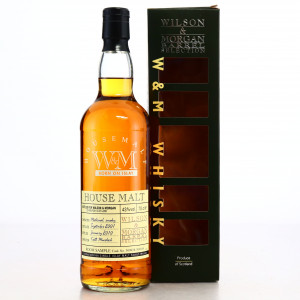 House Malt 2001 Wilson and Morgan Born on Islay Barrel Selection