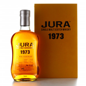 Jura 1973 Single Cask 45 Year Old #1 / Wealth Solutions Silver Edition