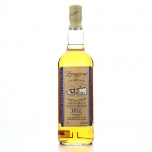 Longrow 1974 25 Year Old 75cl / US Import
