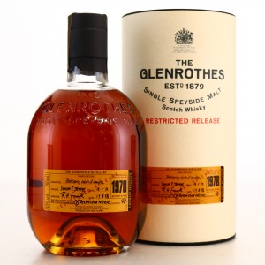 Glenrothes 1978 Restricted Release