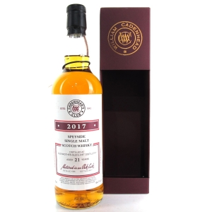 Glenrothes 1996 Cadenhead's 21 Year Old