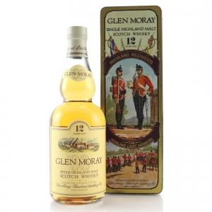 Glen Moray 12 Year Old / Highland Light Infantry
