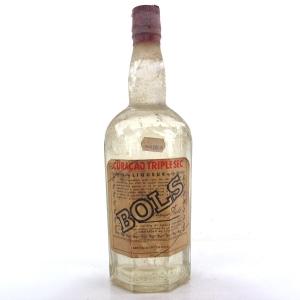 Bols Curaçao Triple Sec Liqueur 1960