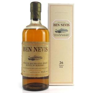 Ben Nevis 1969 Single Cask 26 Year Old 75cl