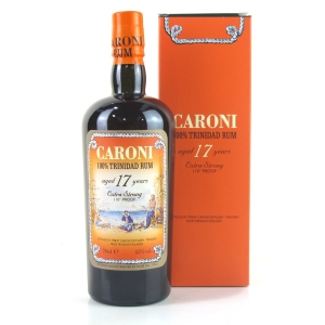 Caroni 1998 110 Proof 17 Year Old Rum