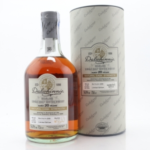 Dalwhinnie 1986 Cask Strength 20 Year Old