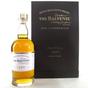 Balvenie 1990 DCS Compendium 26 Year Old Chapter #2