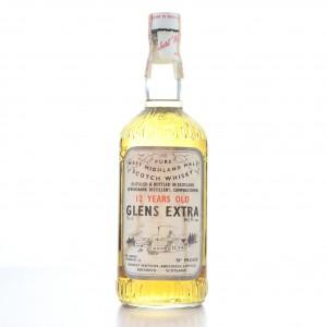 Springbank 'Glens Extra' 12 Year Old Pure West Highland Malt 1970s