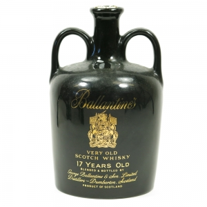 Ballantines 17 Year Old Decanter Front