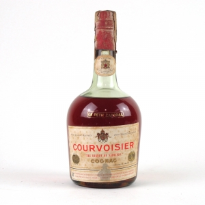 Courvoisier 3 Star Cognac 1950/60s 73cl