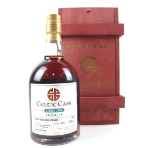 Cooley 1991 Celtic Cask Aon / Single Cask