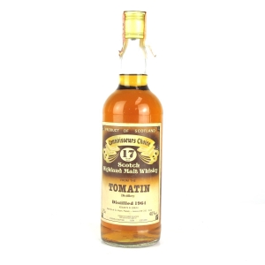 Tomatin 1964 Gordon and MacPhail 17 Year Old / Pinerolo Import
