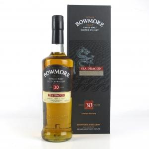 Bowmore 30 Year Old Sea Dragon / 2012 Release
