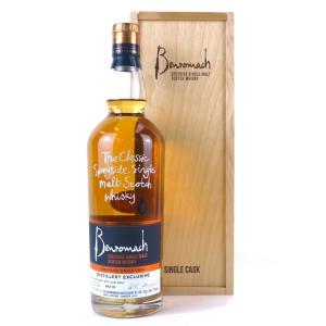 Benromach 2000 Single Bourbon Cask Distillery Exclusive