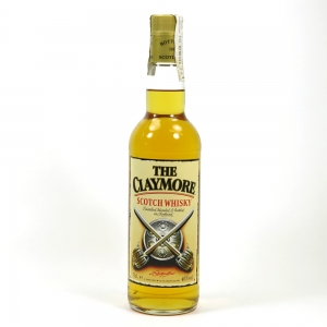 Claymore Scotch Whisky Front