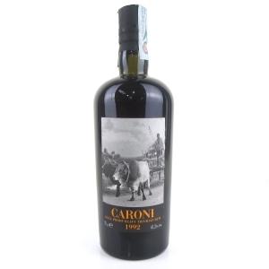 Caroni 1992 Full Proof Trinidad Rum 18 Year Old