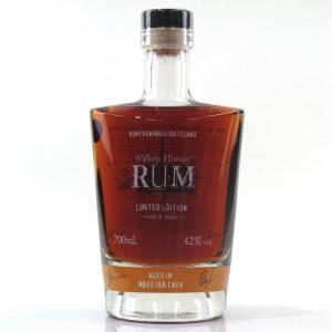 William Hinton 6 Year Old Rum / Madeira Finish