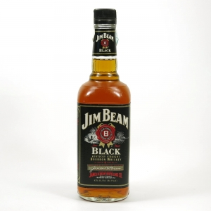 Jim Beam Black 8 Year Old Front
