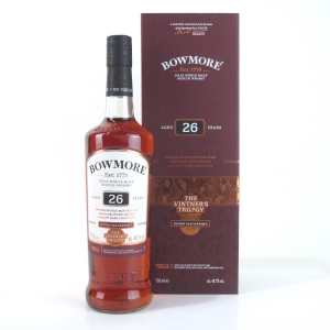Bowmore 26 Year Old The Vintner's Trilogy / French Oak Barrique