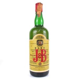 J&B Rare 1960s