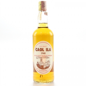 Caol Ila 1968 Samaroli Full Proof