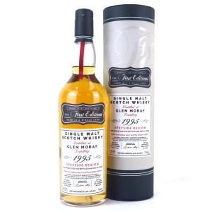 Glen Moray 1995 Edition Spirits 21 Year Old