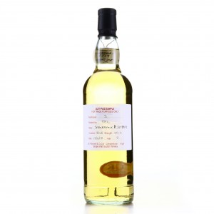 Springbank 2012 Duty Paid Sample 7 Year Old / Refill Sherry Cask