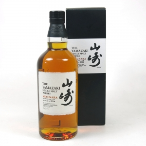 Yamazaki Mizunara Cask 2014 / Japan Exclusive