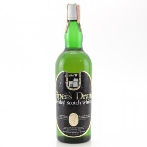 Piper's Dram Scotch Whisky 1960s