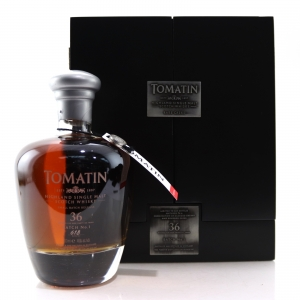 Tomatin 36 Year Old Rare Cask Batch #1