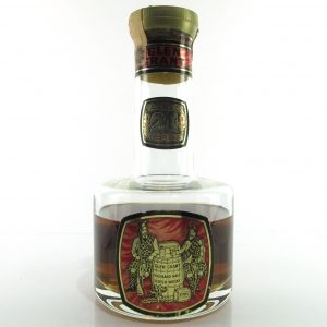 Glen Grant 21 Year Old Decanter 1960s